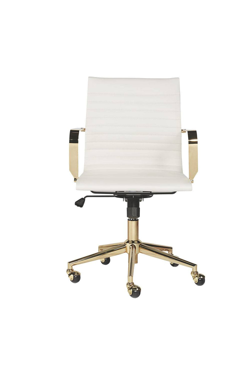 Ceuppens Office Chair - White
