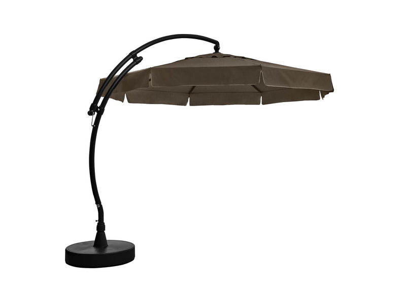 Lantier 11.5' Octagon Parasol - Brown / Black