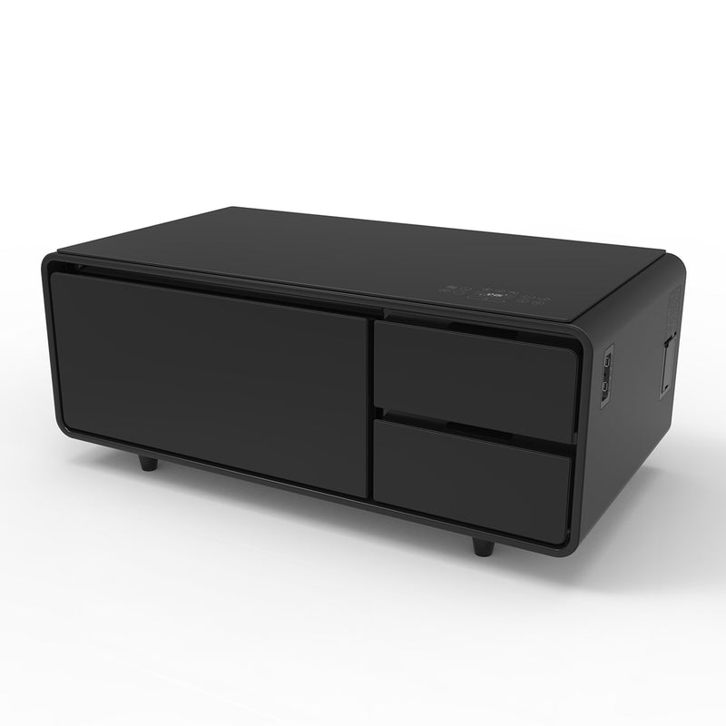 Decimus Smart Coffee Table - Black