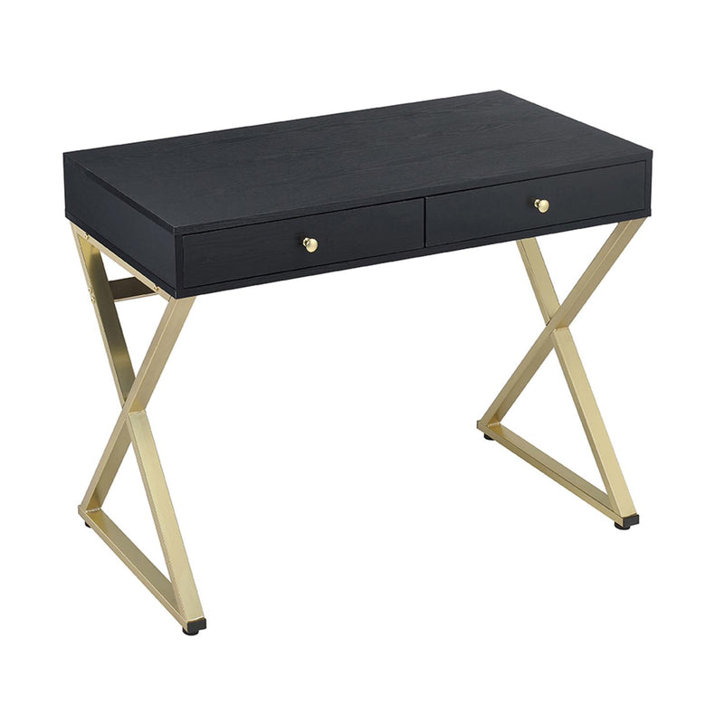 Wingham Accent Desk - Black