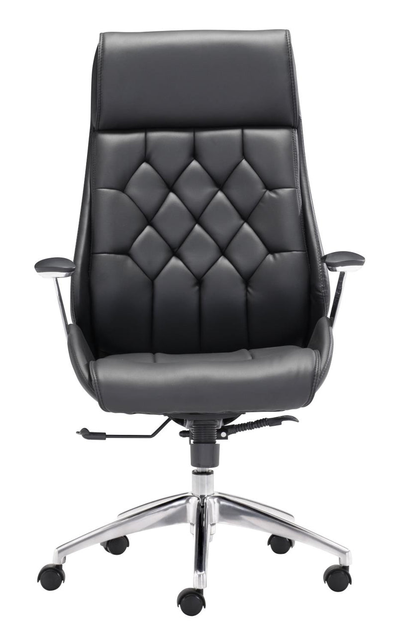 Verne Office Chair-Black