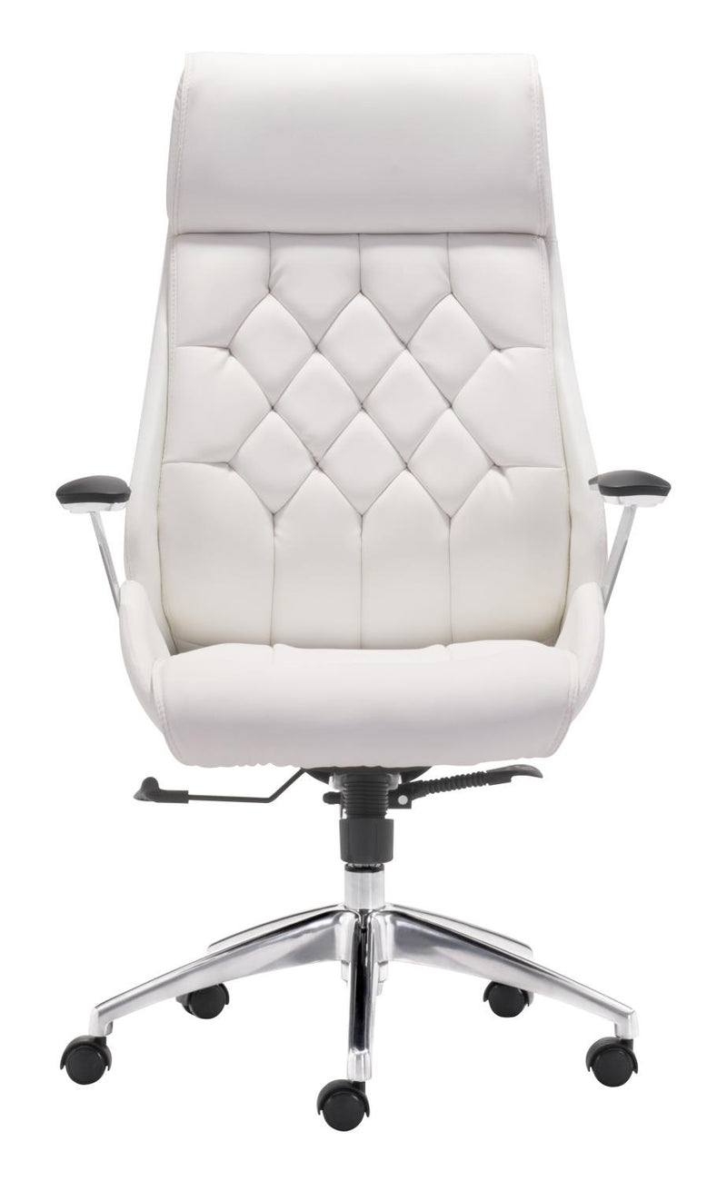 Verne Office Chair-White
