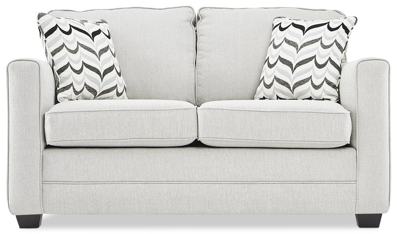 Belton Loveseat - Grey