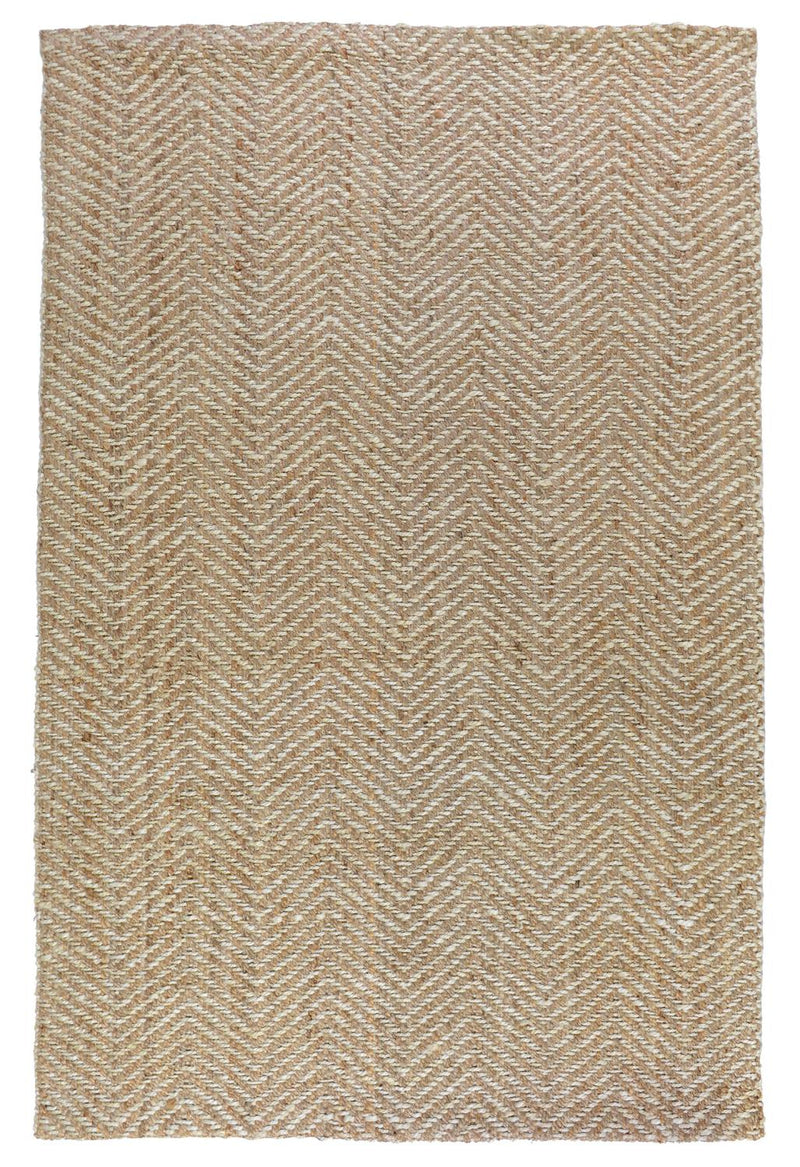 Zonique Area Rug - Natural/Ivory (5'x8')