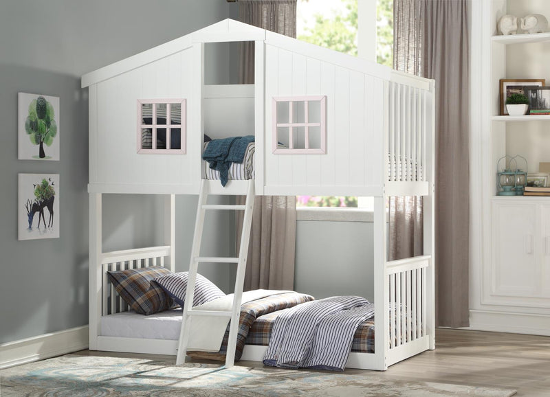 Tau Cottage Twin Bunk Bed