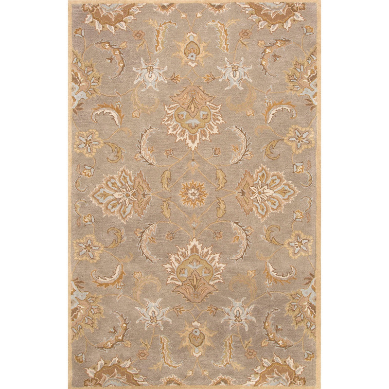 Abers 10 X 14 Area Rug Flint Grey Putty Furnitureca