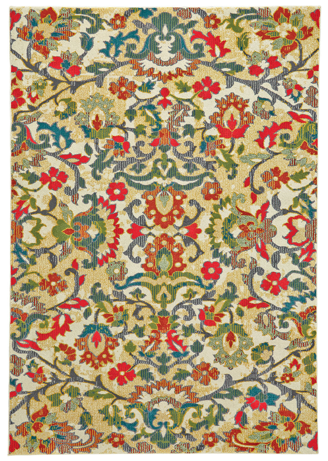 Gustavia Ambrosia 8 X 11 Area Rug Furnitureca