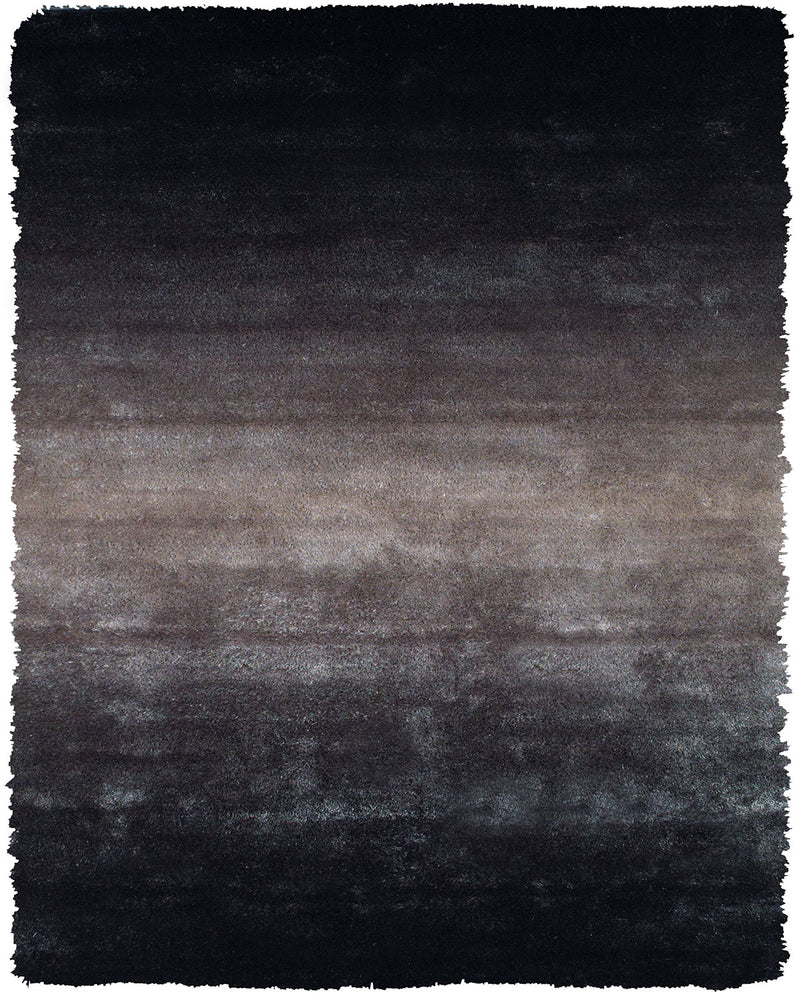 "Indochine Grey 4'9"" X 7'6"" Area Rug"