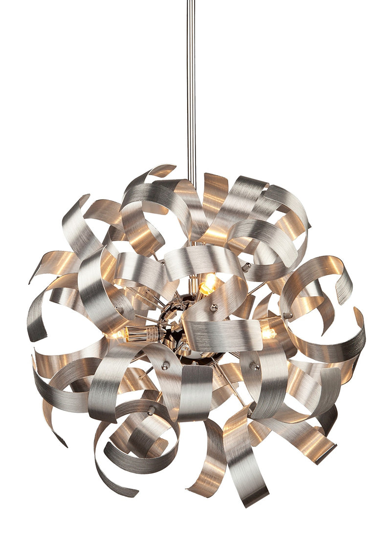 Bel Air 5 Light Pendant
