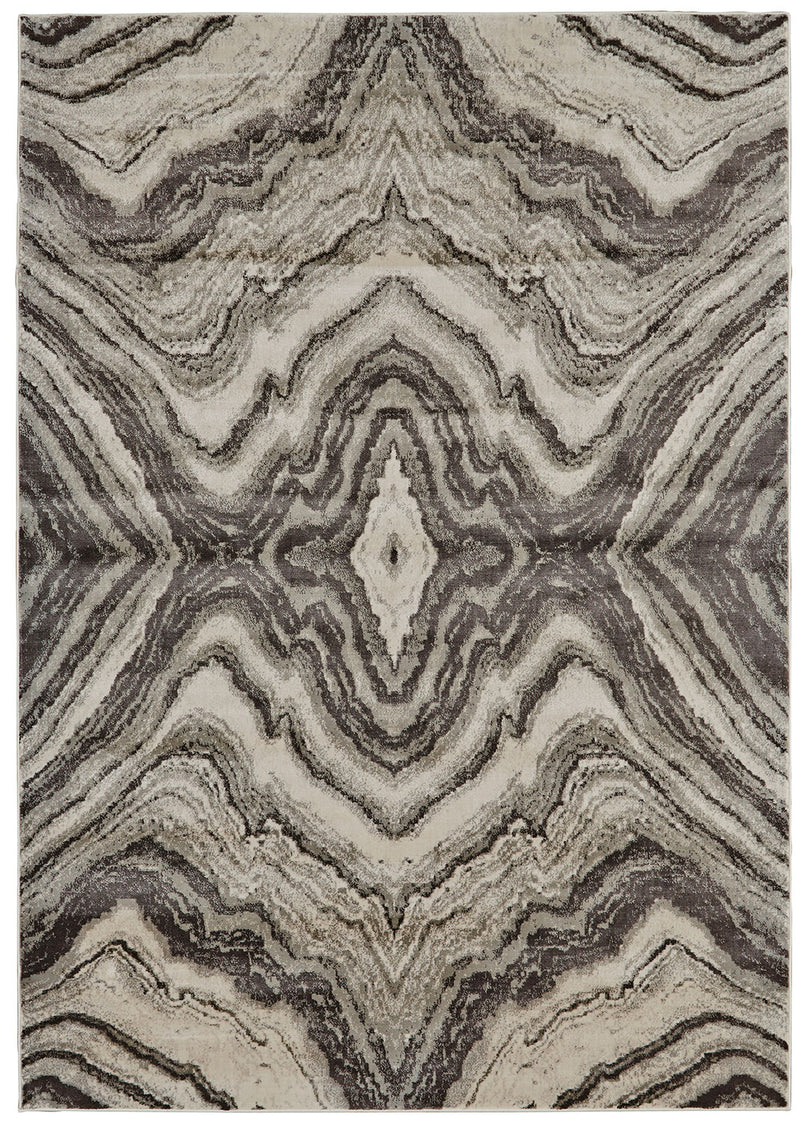"Katari Birch / Sterling 10' x 13'2"" Area Rug"