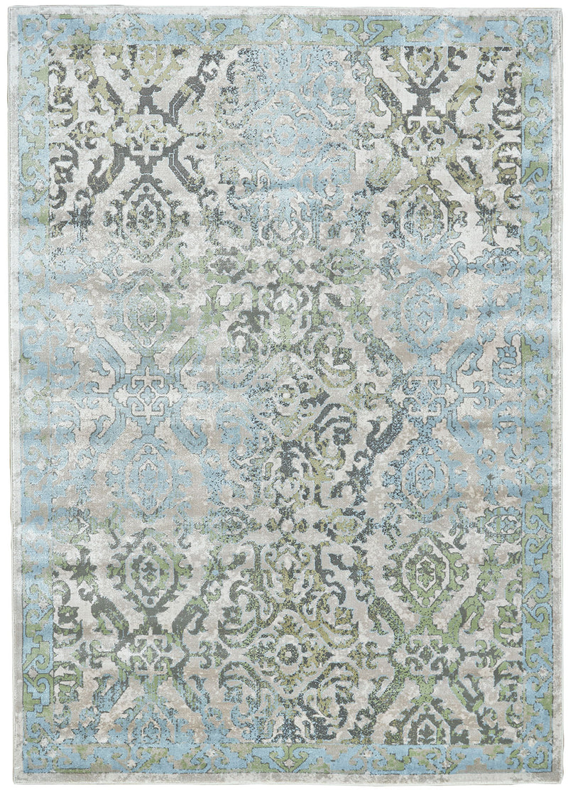 Katari Ice / Birch 5' x 8' Area Rug