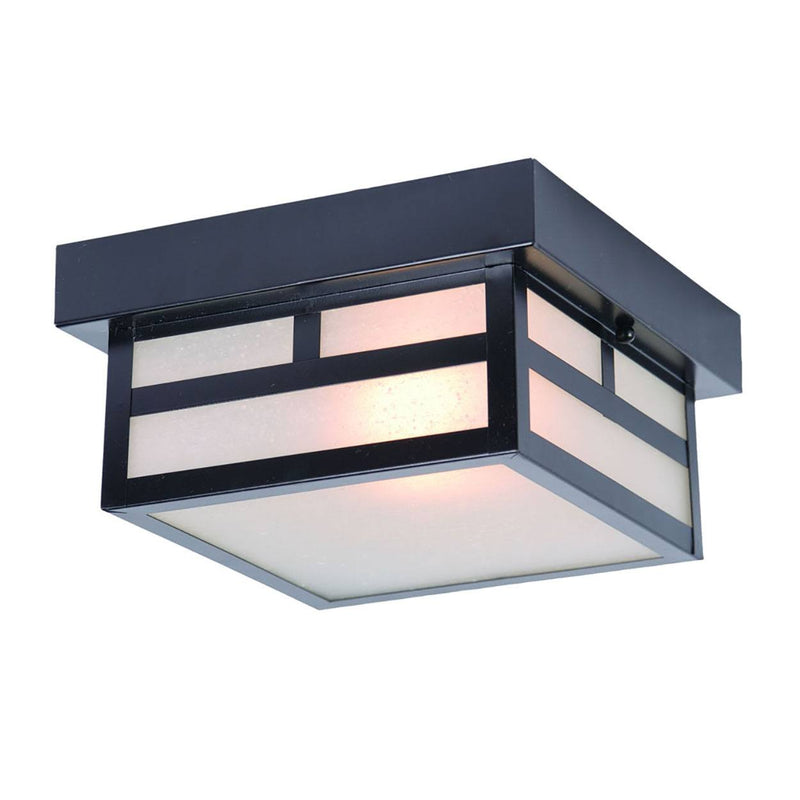 Killarney - I Outdoor Flushmount Light - Matte Black