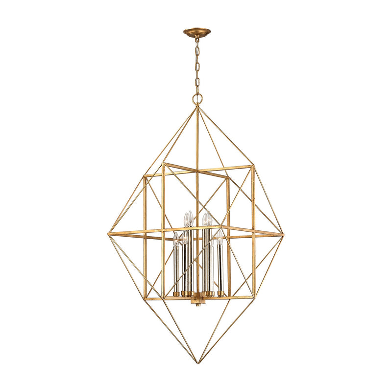 Malte 8 Light Pendant