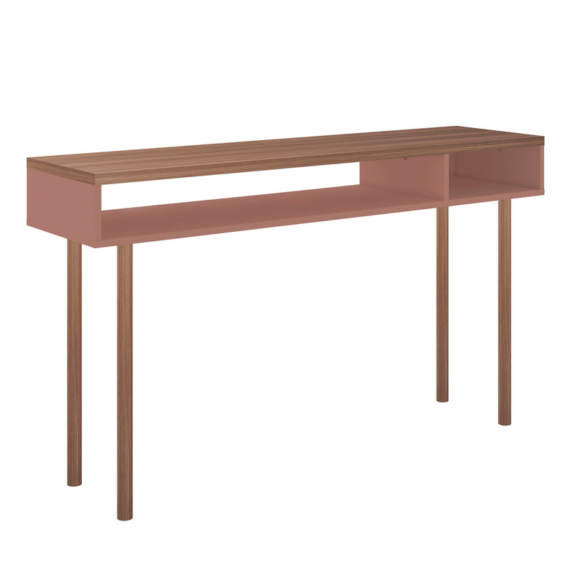 Brindley Office/Accent Desk - Pink