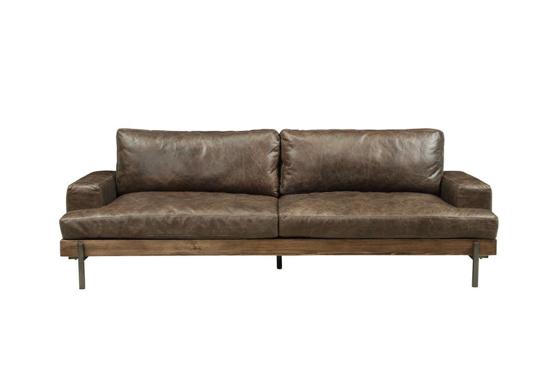 Charlie Brown - IV Leather Sofa