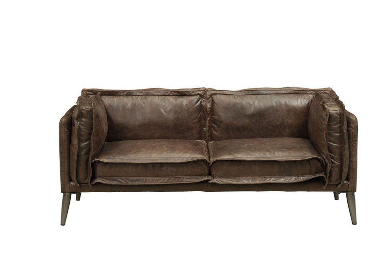 Charlie Brown -II Leather Sofa