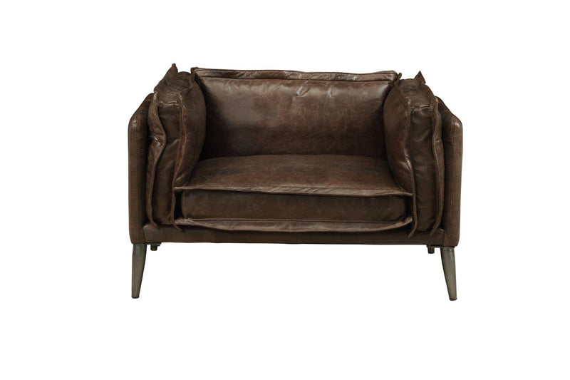 Charlie Brown - I Leather Sofa