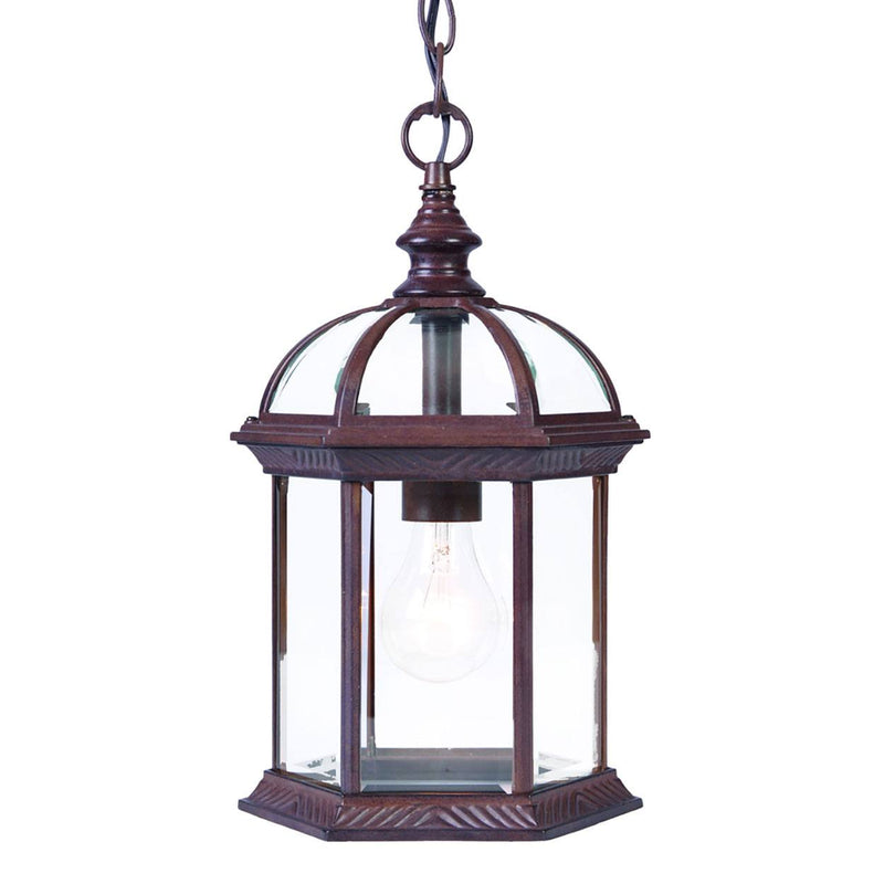 Nairn - I Outdoor Hanging Lantern - Burled Walnut