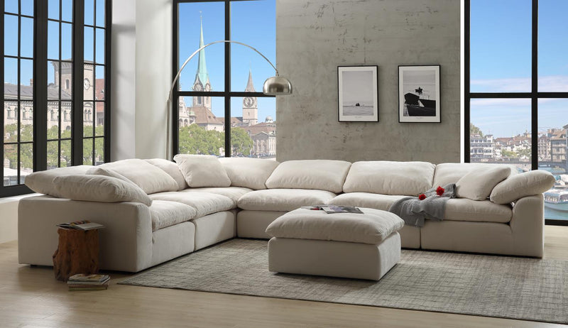 Shift Modular 7 Piece Sectional