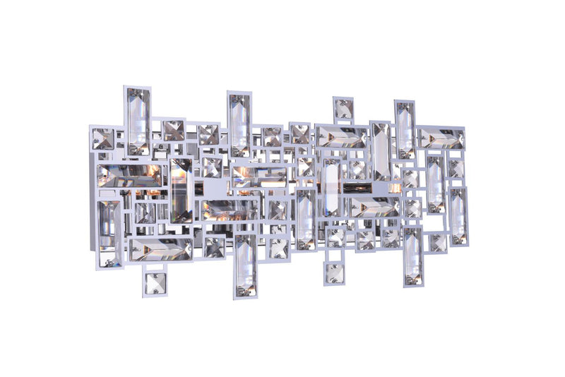 Arley 4 Light Vanity Lighting - Chrome