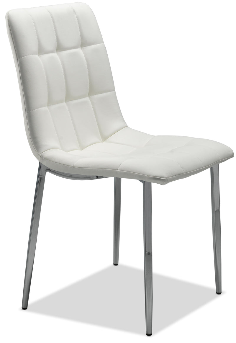 Ionia II Side Chair - White
