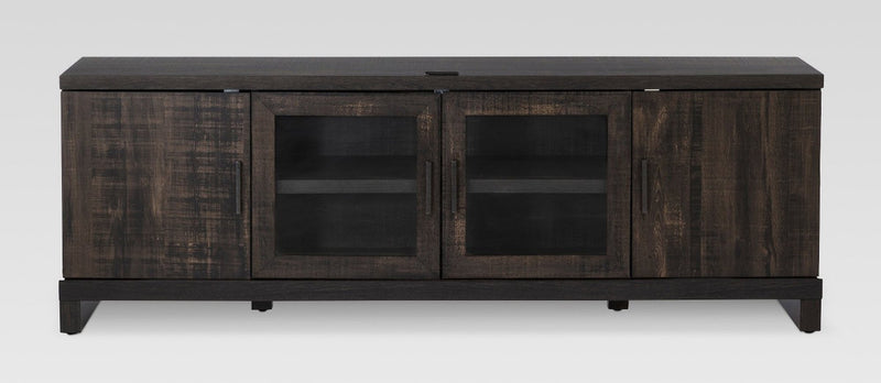 "Thompson 65"" TV Stand - Charcoal"