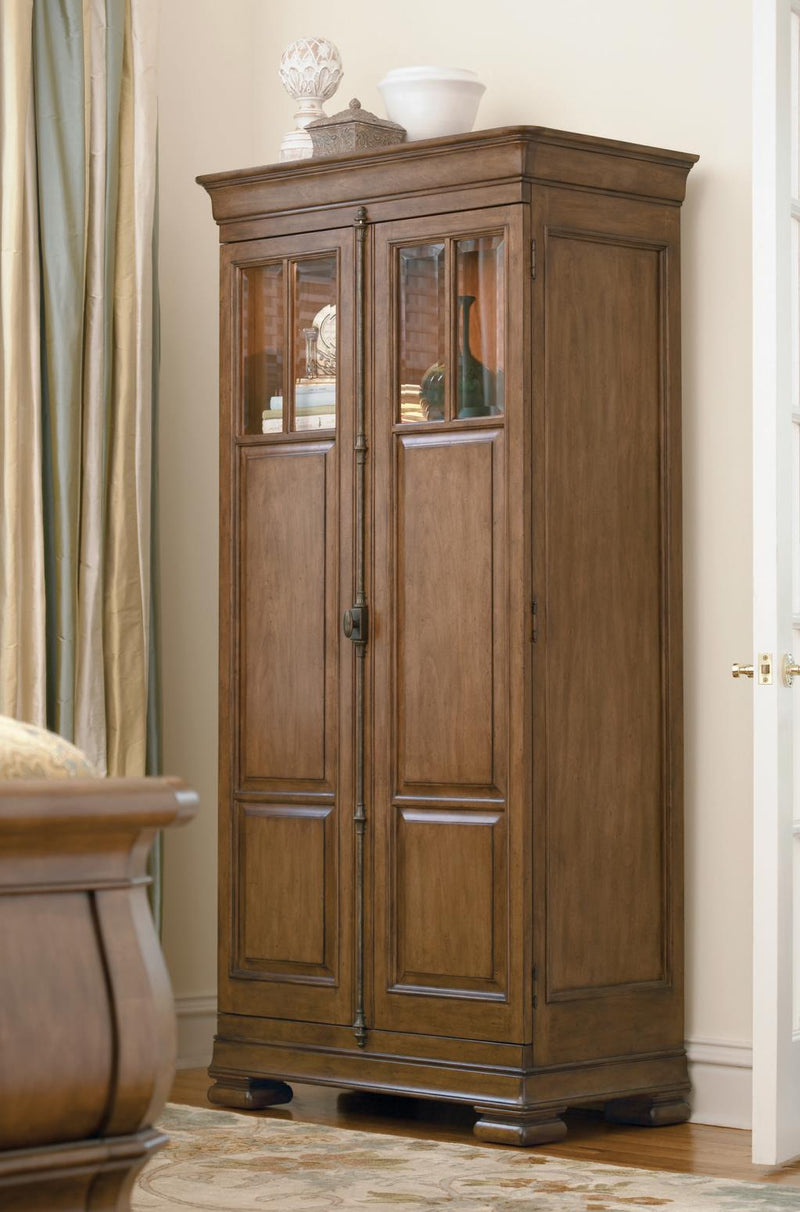 Royal Palm Tall Cabinet