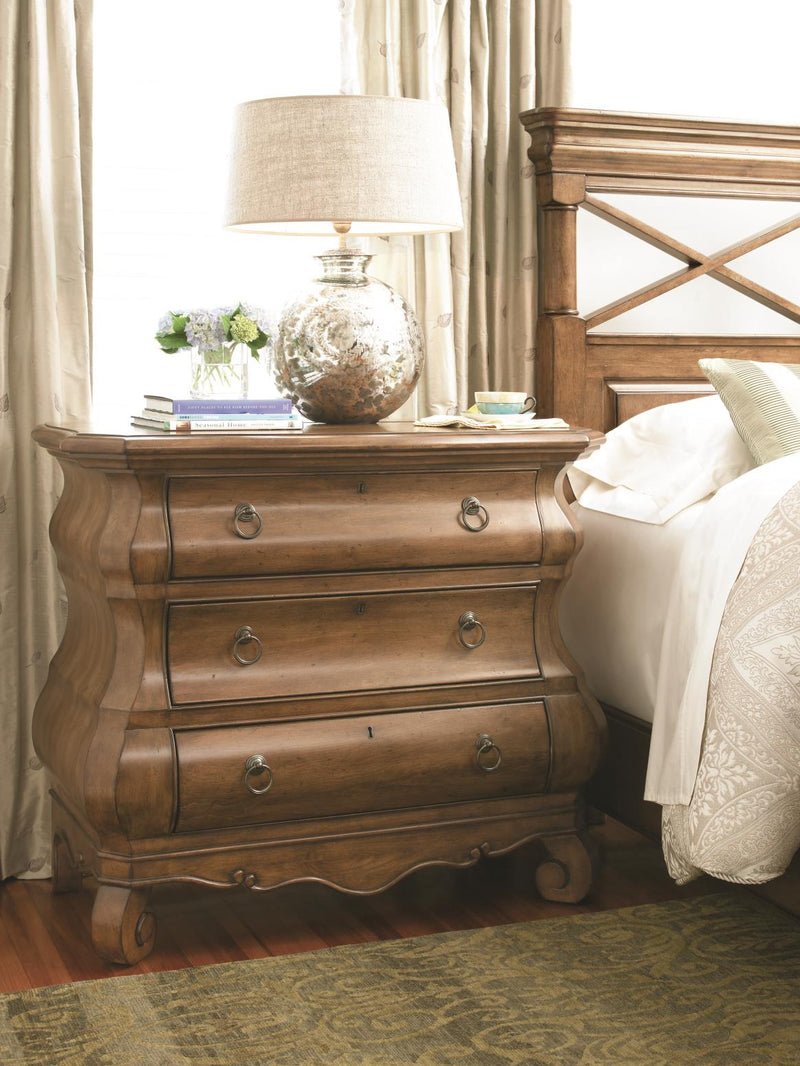 Royal Palm Louis Chest