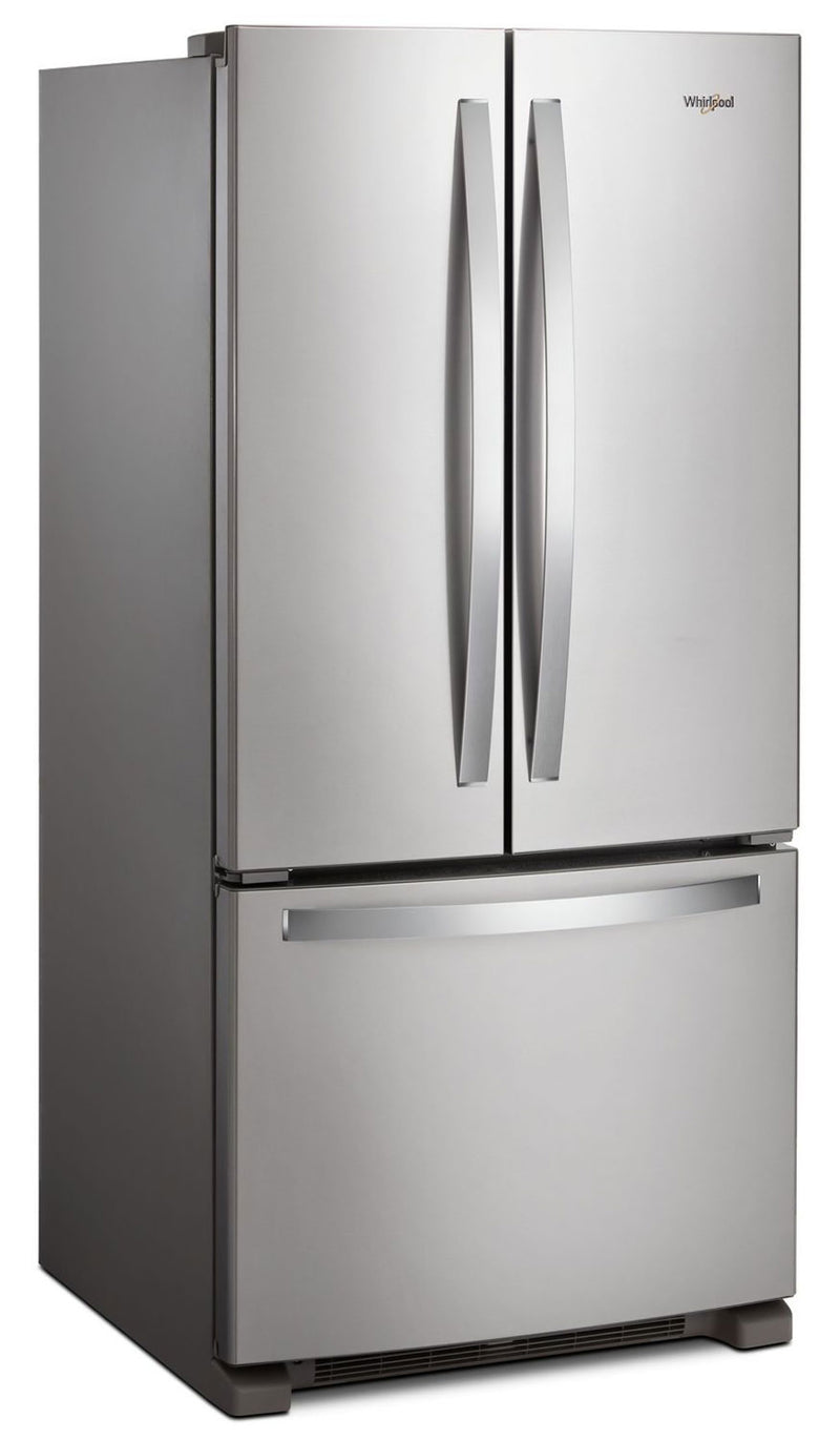 Whirlpool Stainless Steel French Door Refrigerator (22 Cu. Ft.) - WRF532SNHZ