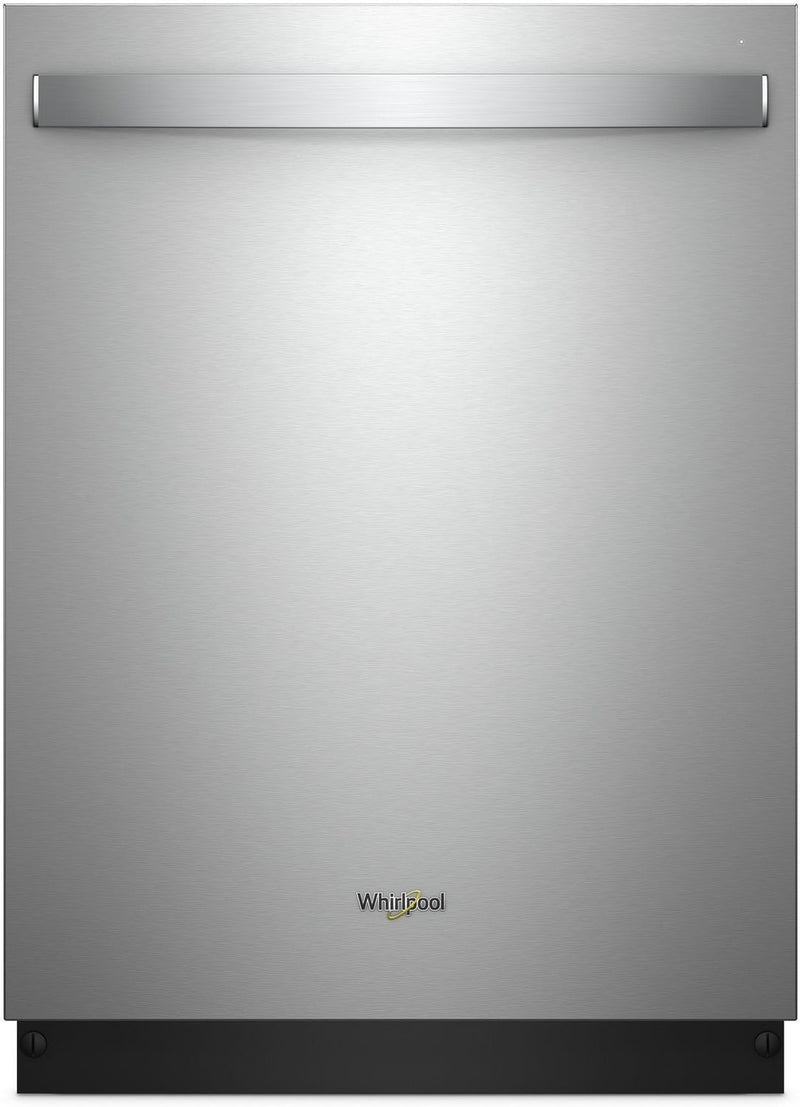"Whirlpool Stainless Steel 24"" Dishwasher - WDT730PAHZ"