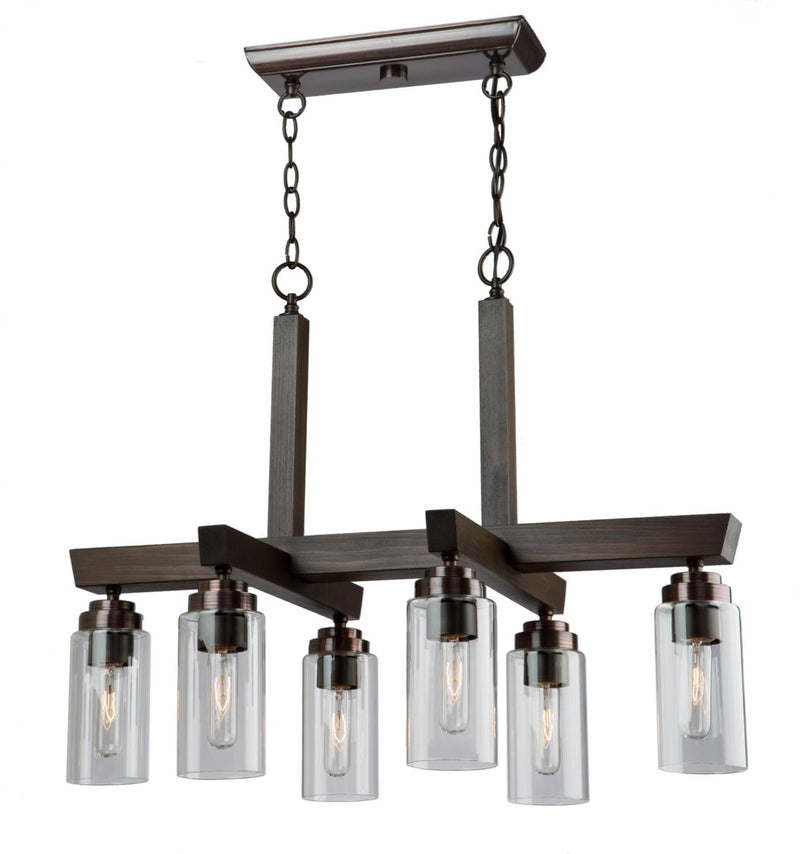 Home Glow AC10866BU Chandelier