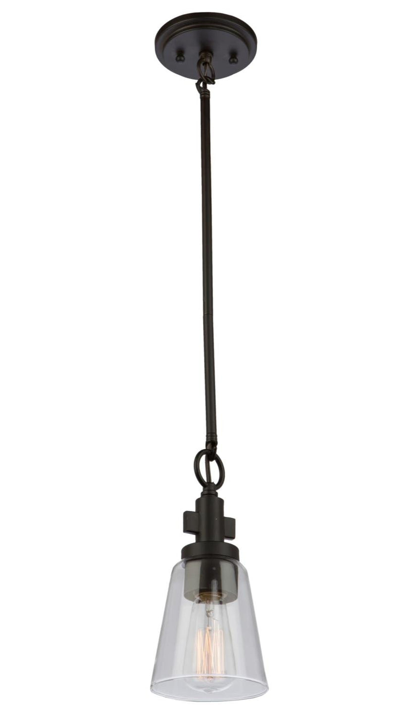 Montgomery Oil Rubbed Bronze Pendant