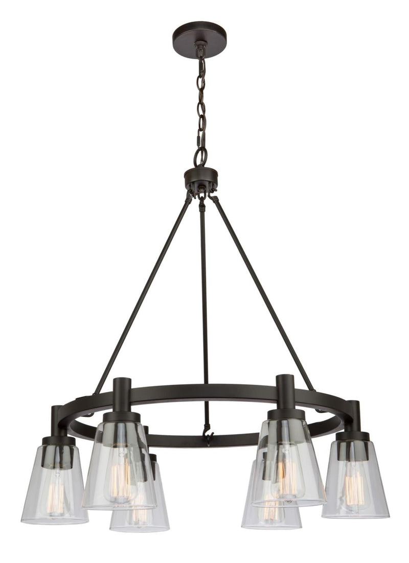 Clarence AC10765OB Chandelier
