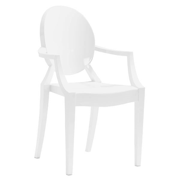 Orwell Dining Chair - White - Set Of 4