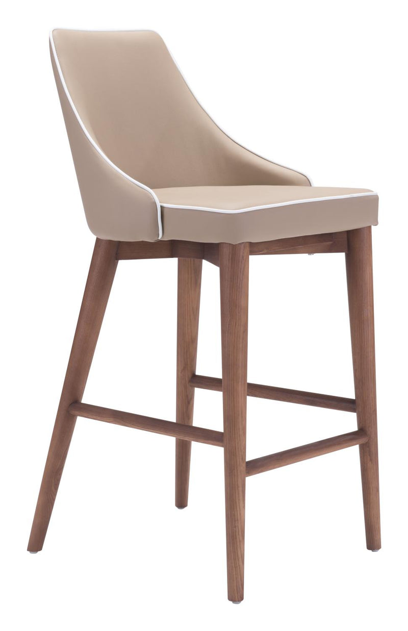 La Paz Counter Chair - Beige