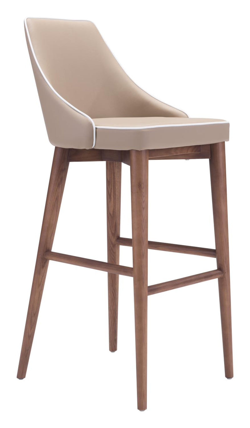 La Paz Bar Chair - Beige