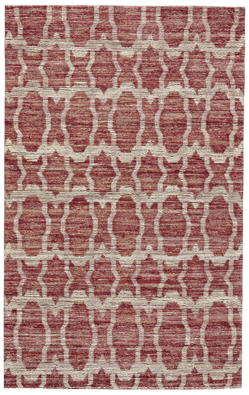 "Toulouse 9'-6"" X 13'-6"" - Red Area Rug"