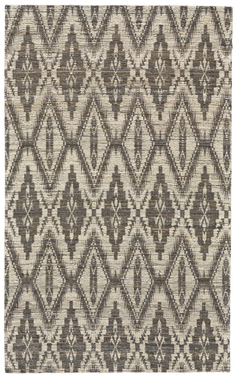 "Toulouse 9'-6"" X 13'-6"" - Silver / Grey Area Rug"