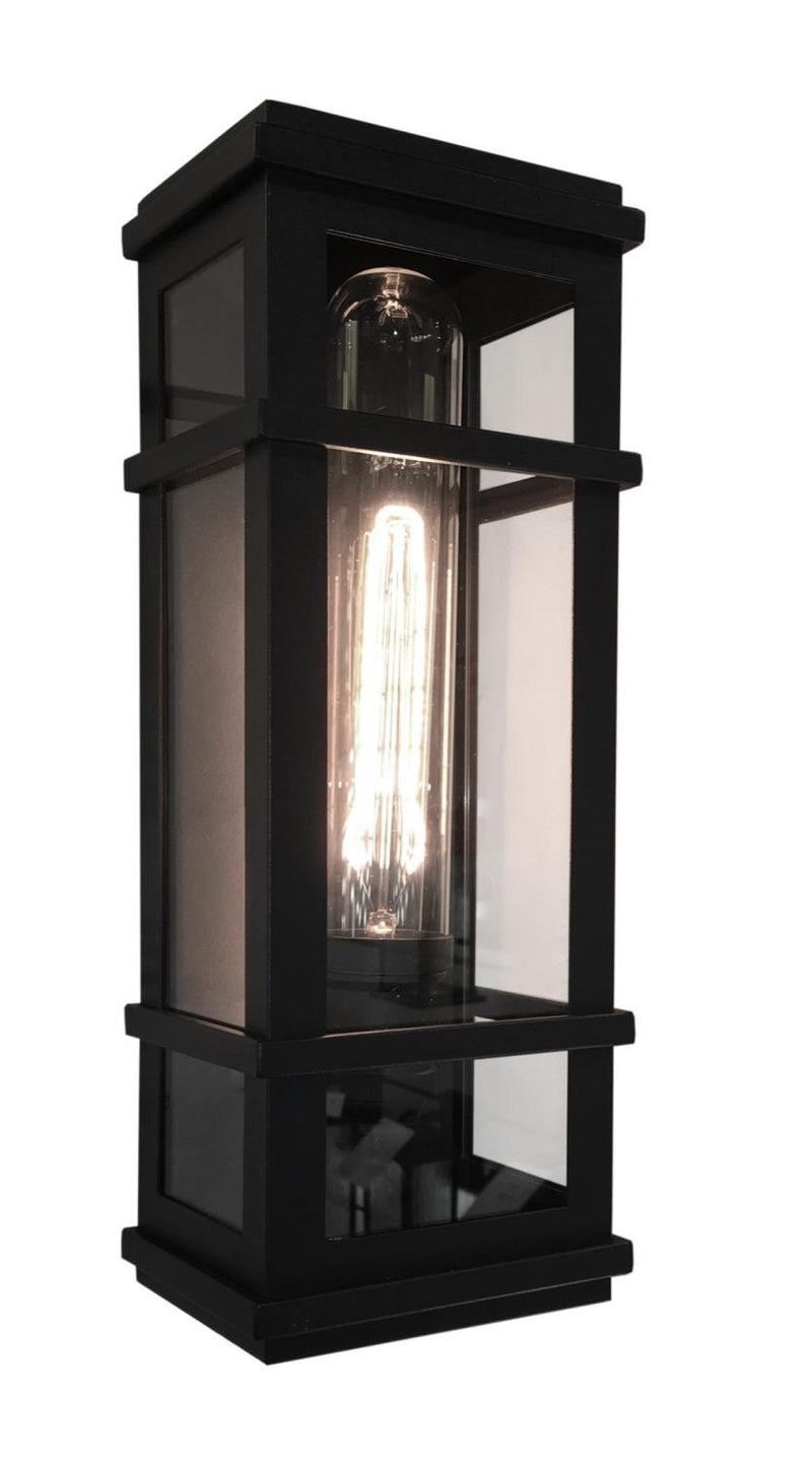 Granger Square SC13111BK Outdoor Light