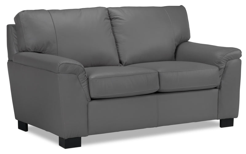 Campbell Loveseat - Grey