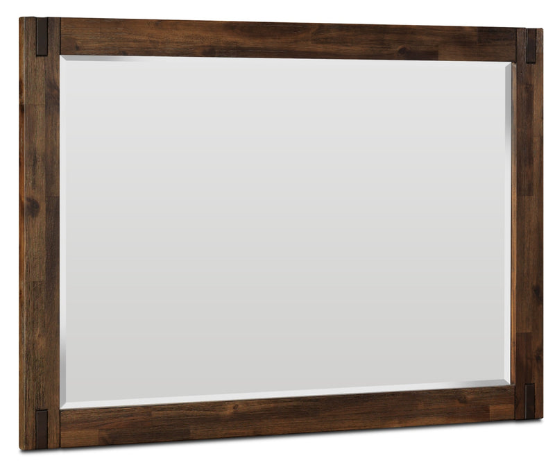 Moor Mirror - Dark Oak