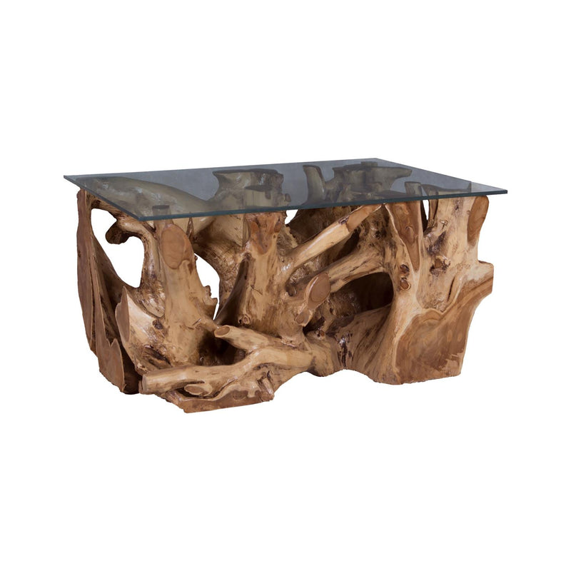 Evening Retreat Teak Coffee Table