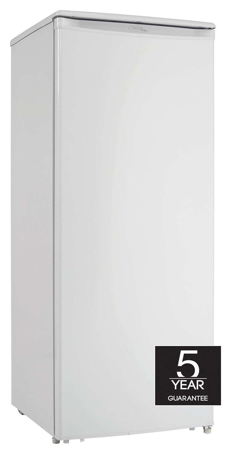 Danby White Upright Freezer (10.1 Cu. Ft.) - DUFM101A2WDD