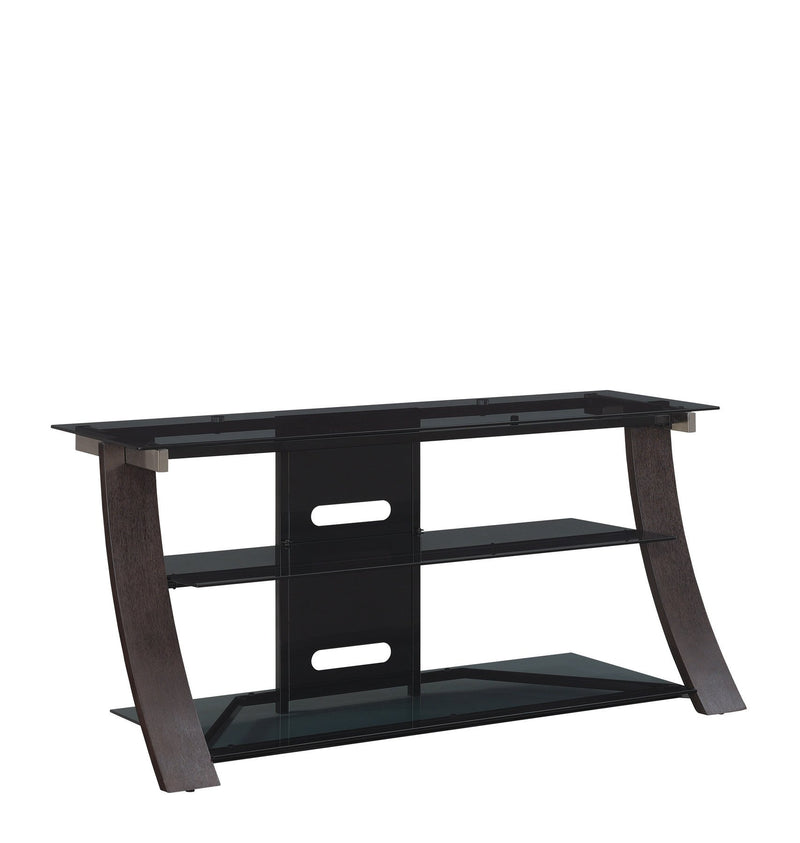 Halia TV Stand - Dark Espresso