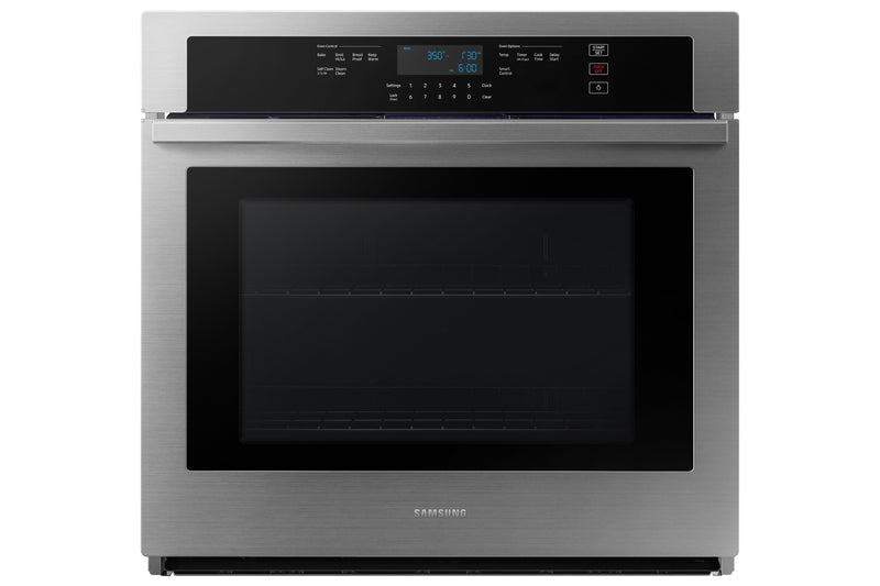 "Samsung Stainless Steel 30"" Wall Oven - NV51T5512SS/AC"
