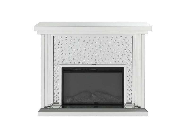 Demoiselle - III Fireplace
