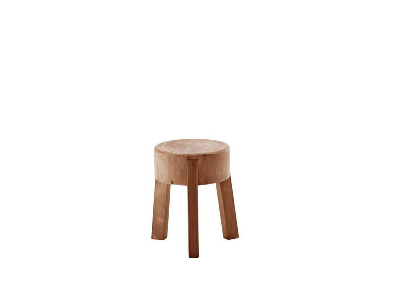 Taman Teak Table Stool