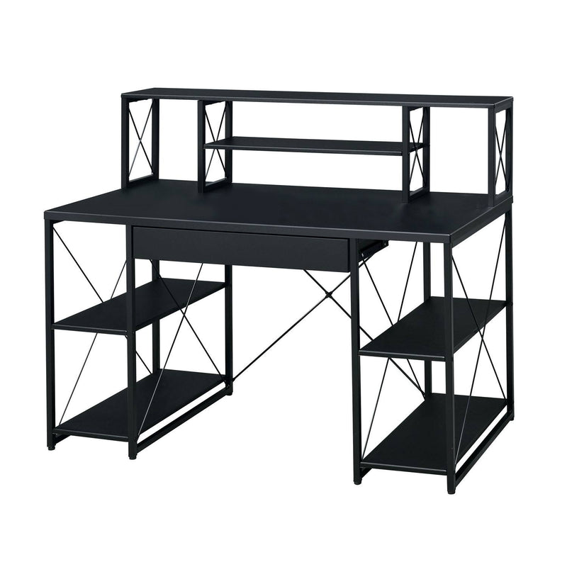 Melville Office Desk - Black