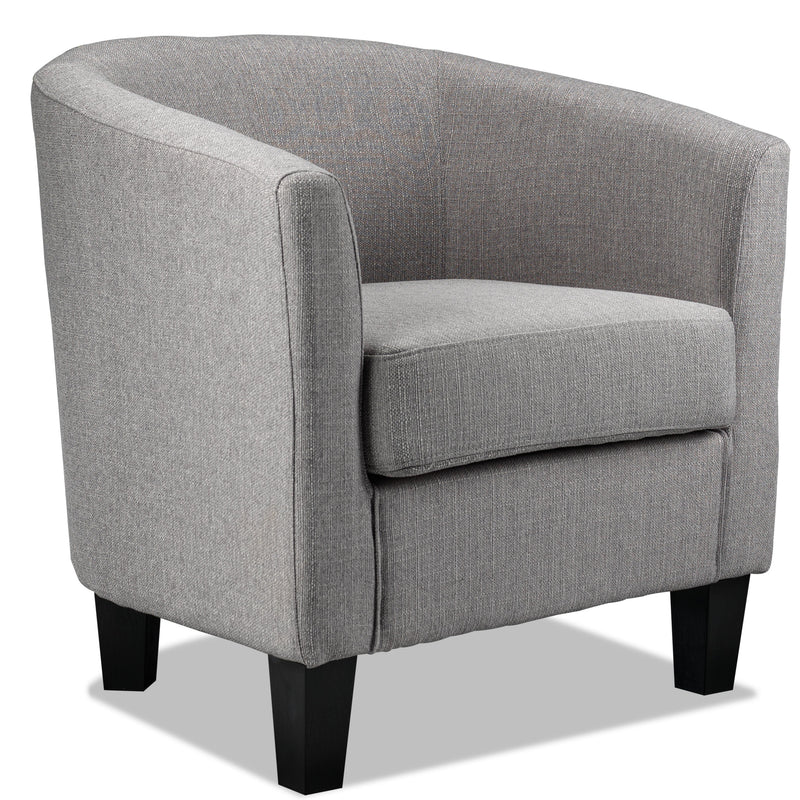 Tindale Tub Chair - Grey