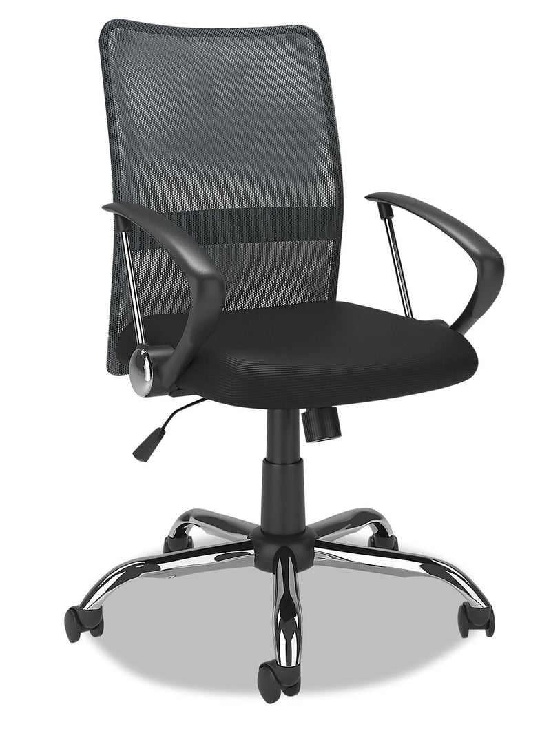 Hornell Office Chair - Dark Grey